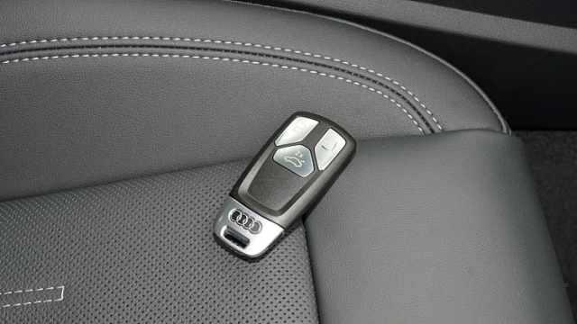 奥迪新车仅有一把遥控钥匙,4S店:缺芯,后期补