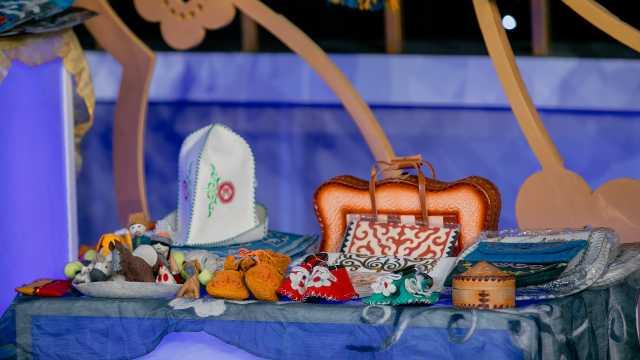 吉尔吉斯毡帽文化