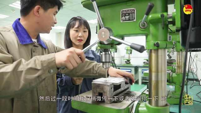 """36技   刘明杰 ,""""宝藏""""男孩的工匠之路"""