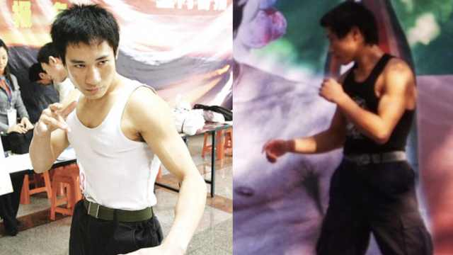 截拳道小伙酷似李小龙: 有人痴迷崇拜,也有人质疑