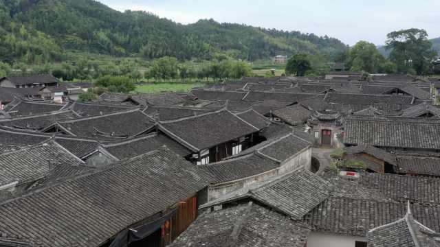 客家建筑奇葩!福建有座藏在深山的民间故宫,30幢豪宅精美绝伦