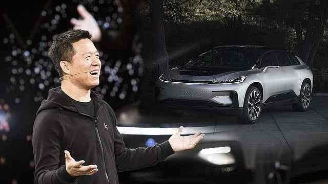 贾跃亭新车开启国内预订,网友:不会拿5万订金跑路吧?