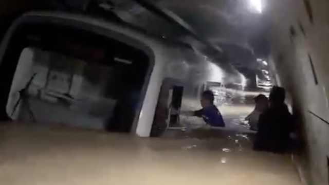郑州地铁5号线22岁逆行者:刚出来就折返,下意识觉得该回去