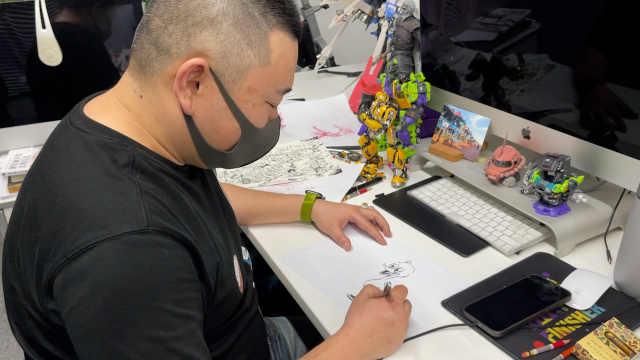 作者回应用盐水鸭漫画记录全员核酸检测:代表南京人耿直性格