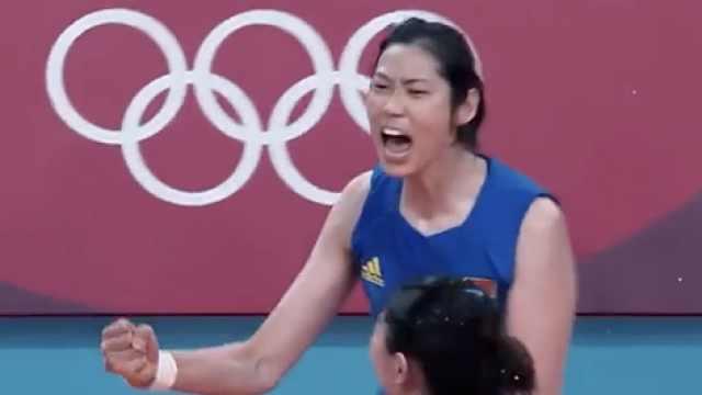 女排连折两阵,朱婷曾说女排精神不是要赢得冠军