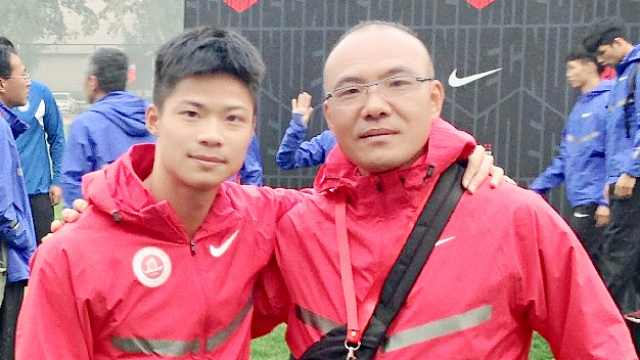大学教练谈副教授苏炳添:论文研究自己,超自律晚10点后关机