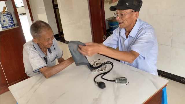 感恩患病被良医治疗!72岁患癌村医坚持行医15年:快乐有意义