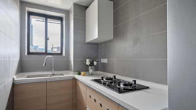 厨房墙地砖不要任性瞎选!稍选不慎,无形增加清洁负担还危险