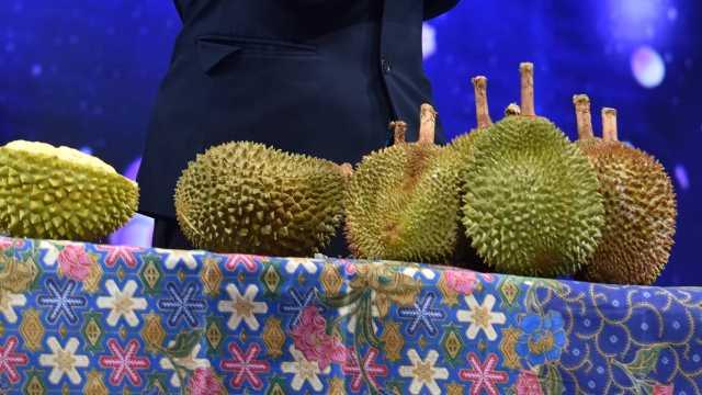 马来西亚与榴莲相关的食品