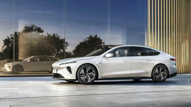 蔚来2021年二季度财报发布,明年交付三款新车