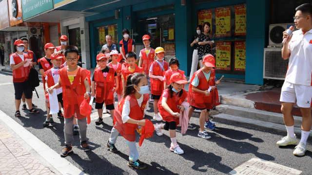 杭州这社区将10个景点串成跑步路线,居民孩子教育运动两不误