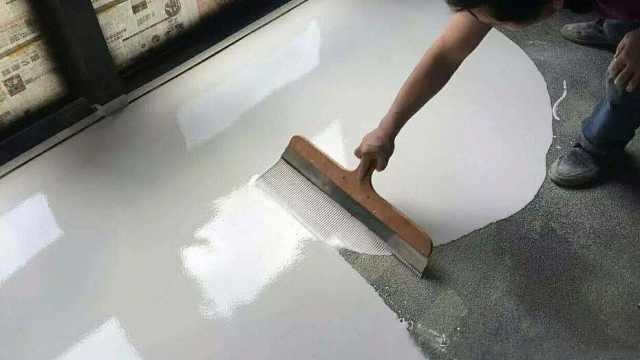 师傅终说大实话,你家还傻傻铺地板瓷砖吗?现都抢着铺自流平