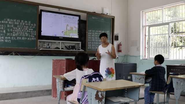 安徽一村小仅3老师4学生,老师身兼数职:只有一个孩子也坚持
