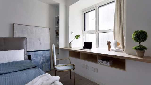 飘窗合理利用空间能增1倍,这3款设计最实用!真是涨见识了!