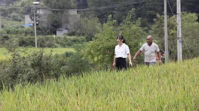 26岁女大学生回乡当村主任:曾被村民质疑,带动经济增长近50万