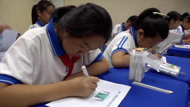 画画是数学老师教的!学生数学课画出思考过程,解题一目了然