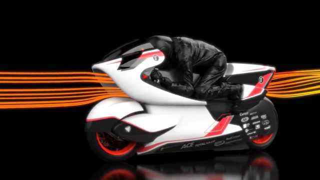 WMC250EV纯电动摩托车,打破速度极限