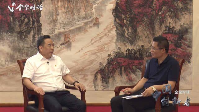 专访中国能建董事长:赋能美丽中国 共建美好世界