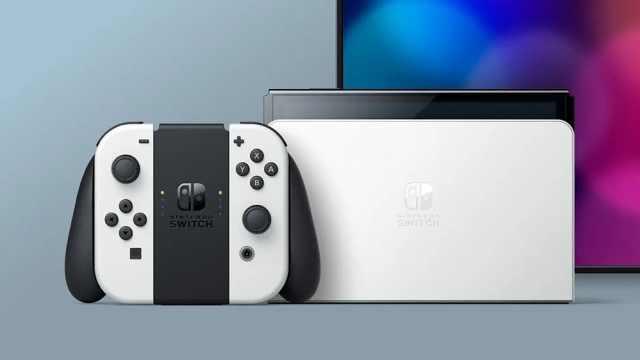 任天堂Switch OLED正式发售:反向升级?