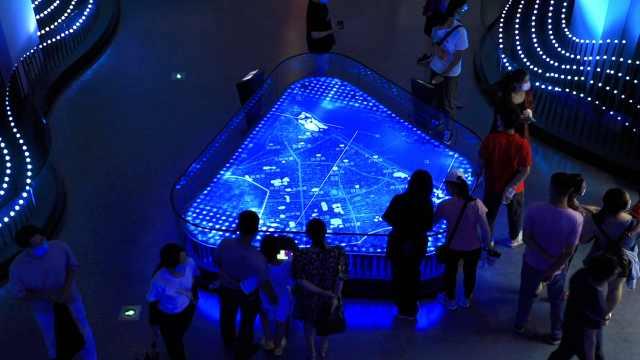 探访国内唯一地下排水系统博物馆,揭秘千年古城为何极少内涝