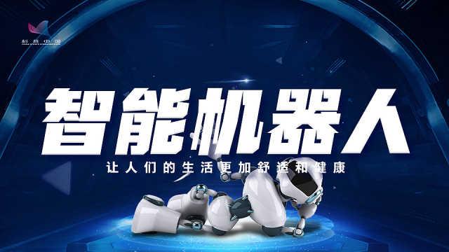 《鸿篇巨智》智能机器人