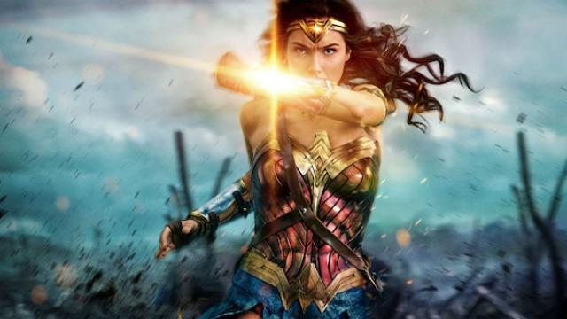 关于DC《神奇女侠》的几件事情