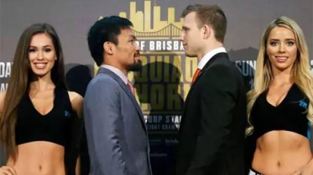 帕奎奥VS霍恩,你看谁能赢?