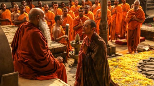 唐僧当年西天取经是去印度的大学?