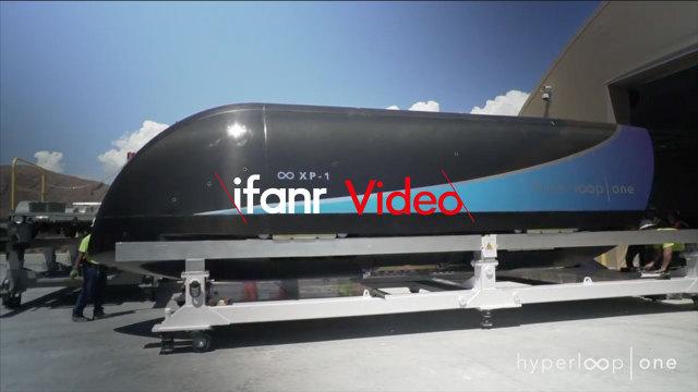 美国【超级高铁】刷新最高速度