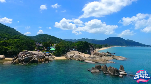 划船、冲浪,苏梅岛亲水活动多又多
