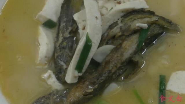 如奶粉般营养,好溪鱼豆腐汤会上瘾