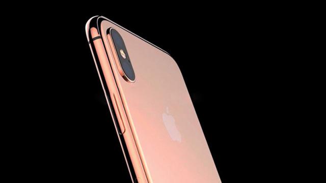 iPhone 8 新配色居然叫腮红金?