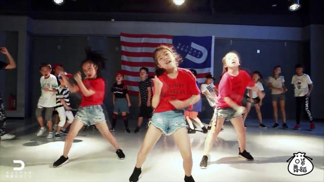 炫酷hippop舞,小孩子跳更有范儿!