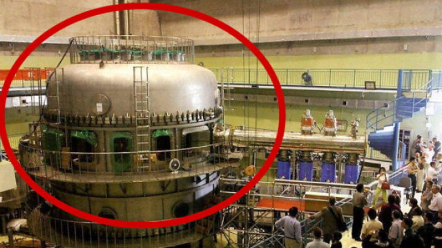 中国核聚变技术领先美国十几年