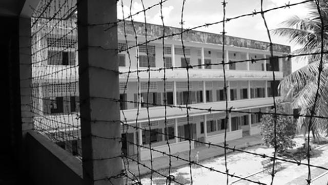 探访柬埔寨监狱博物馆