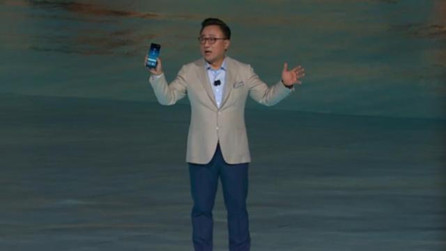 双摄都防抖Galaxy Note8发布会回顾
