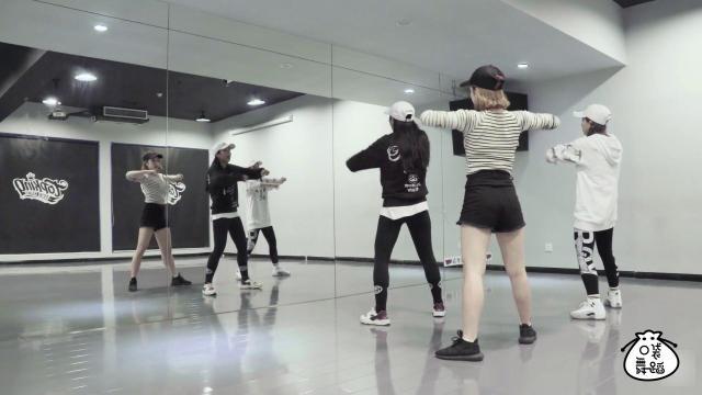 《booty man》舞蹈分解教学part3