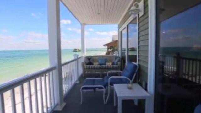 这样的海边别墅,多了几分家居味