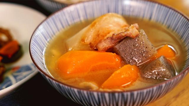 《深夜食堂》里的味噌豚肉汤