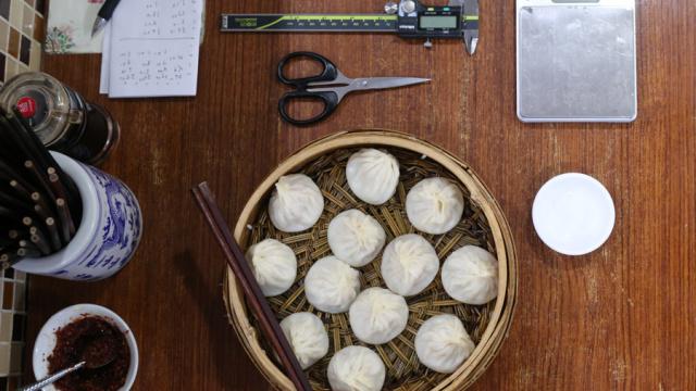 美国大厨写出上海小笼包索引