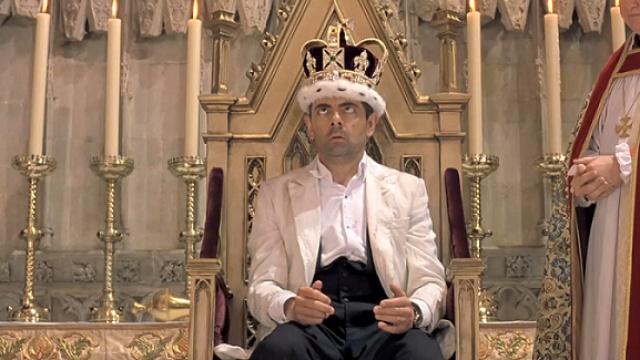 如果憨豆成为国王,国家会怎么样?
