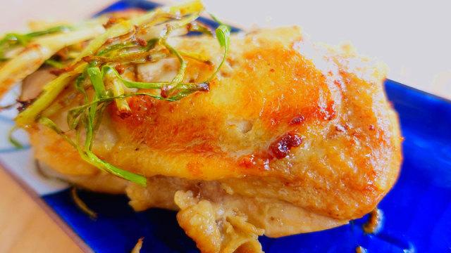 葱香焗鸡腿怎么做才好吃?