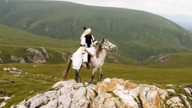 河南蒙古族:天堂草原,美丽河曲