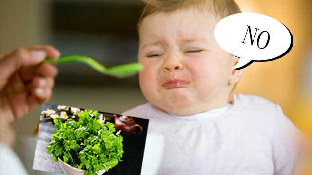 讨厌吃香菜不是挑食,是DNA在作怪