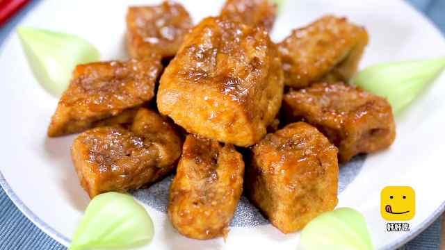 广东客家人最爱吃的名菜豆腐酿肉