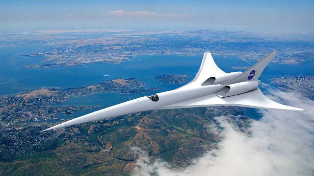 中国新型飞机,飞得比5倍音速还快