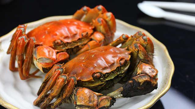 又到吃蟹的季节,邂逅大闸蟹宴