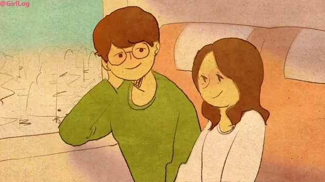 """超级暖心的动画短片:""""Love Is"""""""