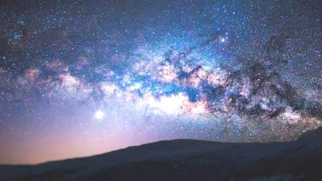 抬头看星星的颜色,教你1秒变专家