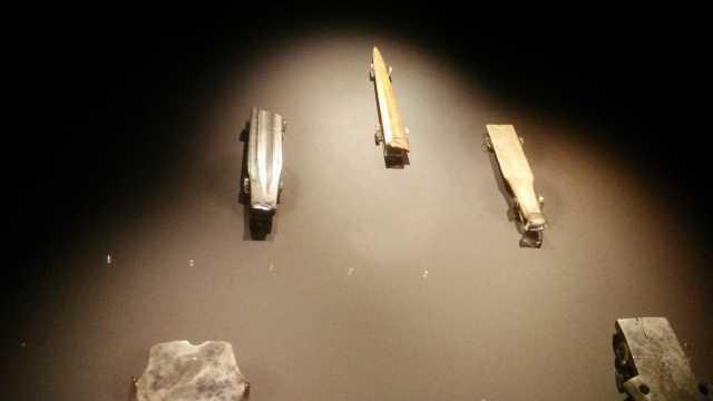 探访金沙遗址,对话古蜀祖先-玉剑
